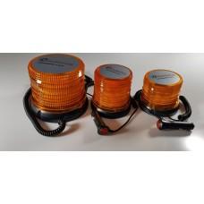 Маяк импульсный  светодиодный 10-30V  48LED  2 режима (на магните,штекер в прикуриватель)