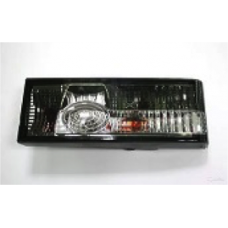Рассеиватель заднего фонаря ВАЗ-2108,2109,2214 нов.обр. правый тонированный