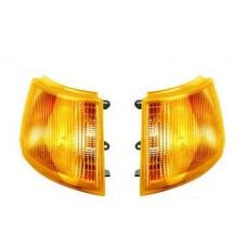 Указат. передн. ВАЗ-2110  левый   (аналог Киржач) желтый