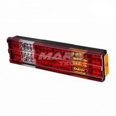 610976 M Рассеиватель заднего фонаря LED MB ACTROS LH= RH  /аналог/